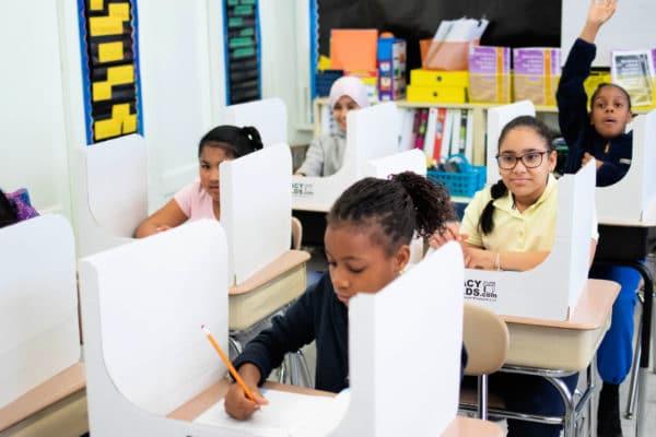 Teacher View Privacy Shield Classroom